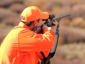 Hunting: possibly the loudest activity with noise levels of up to 140 dB when a shotgun is fired. Hearing protection is strongly recommended.